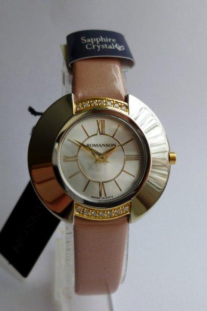 Купить наручные часы Romanson Романсон в Санкт