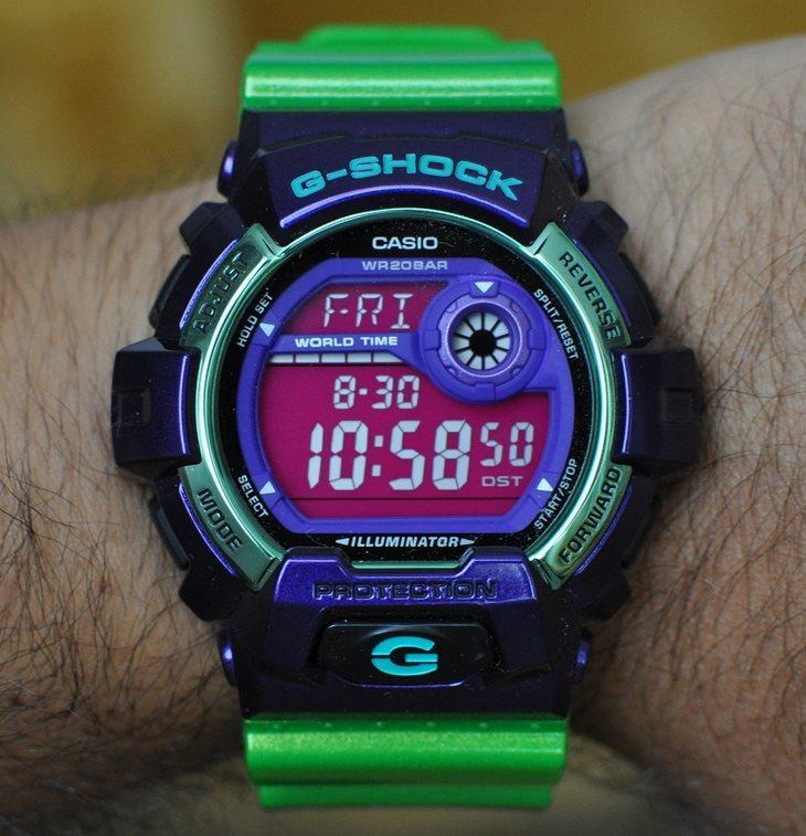 Часы касио g shock официальный