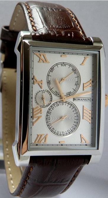 Мужские наручные часы Romanson Романсон Adel купить в