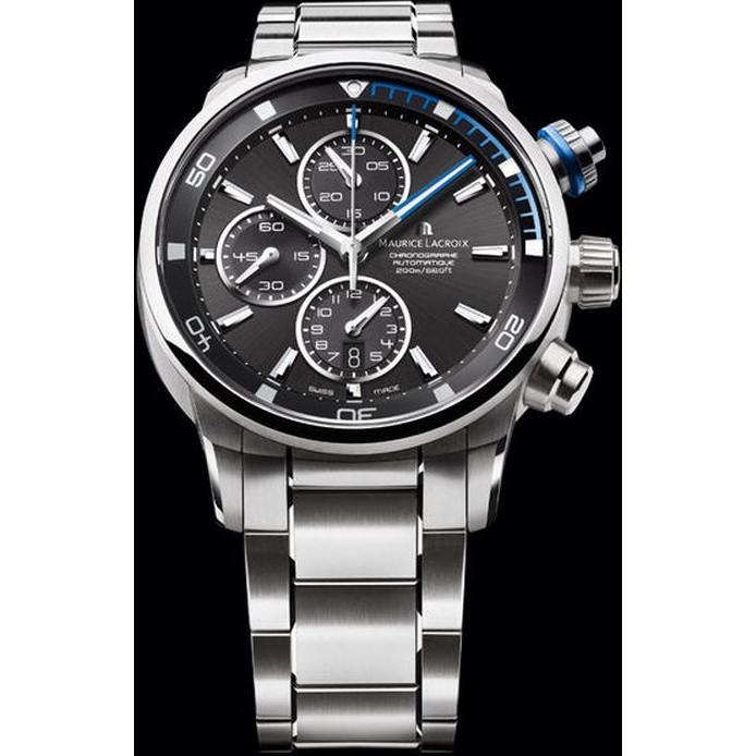 57125d70 Швейцарские часы :: Maurice Lacroix :: Maurice Lacroix PT6008-SS002 ...
