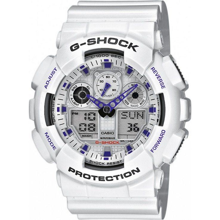 часы casio g shock ga 100a 7aer данного типа веселы