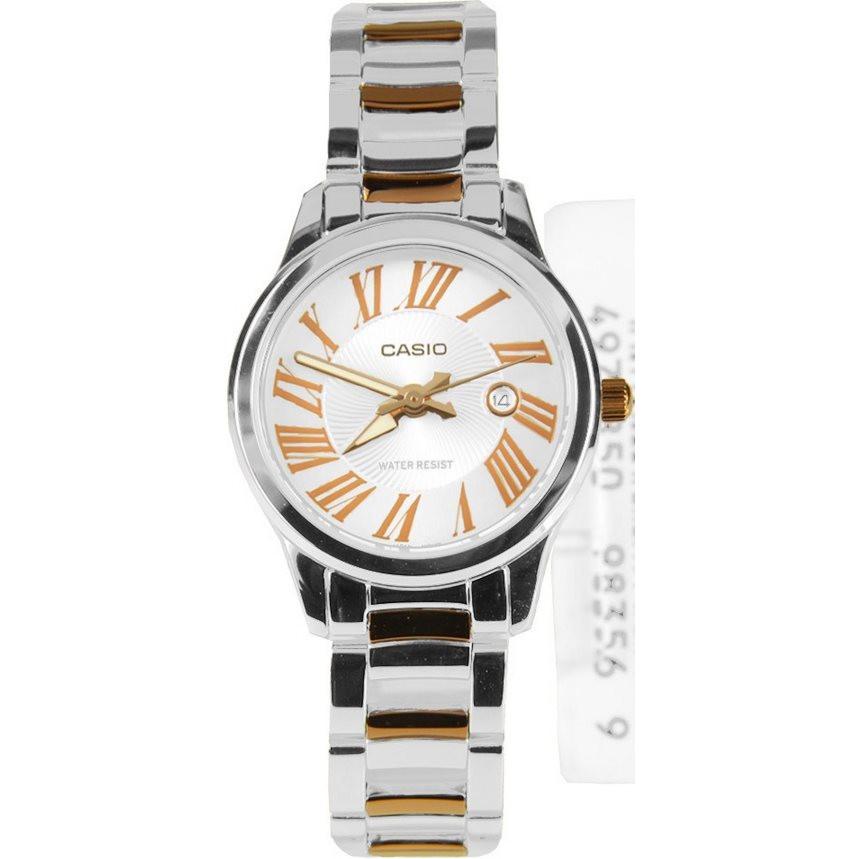 4d2a8bbb Японские часы :: Casio :: Casio Женские часы :: CASIO CA LTP-1379RG ...